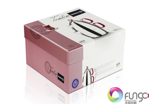 【包装盒盒型解析一】:天地盖包装盒设计印刷