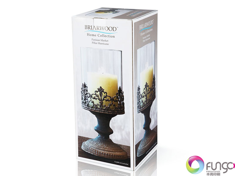 灯饰包装盒印刷