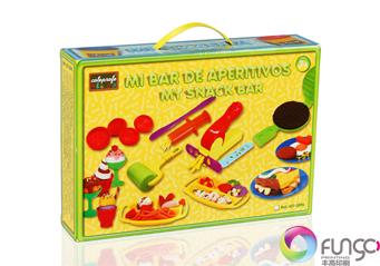 带手挽玩具彩盒印刷