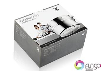带安全扣一体成型厨具包装盒印刷