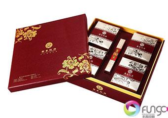 精美食品包装盒印刷