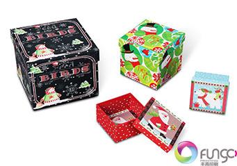 礼品盒印刷定制