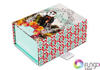 礼品包装盒设计印刷