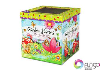 异形玩具包装盒印刷
