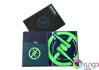 CD/VCD/DVD包装盒印刷