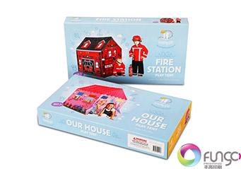 精美玩具包装盒印刷